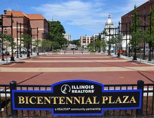 Celebrate Illinois Constitution Day at Sunday's Bicentennial Plaza dedication ceremony