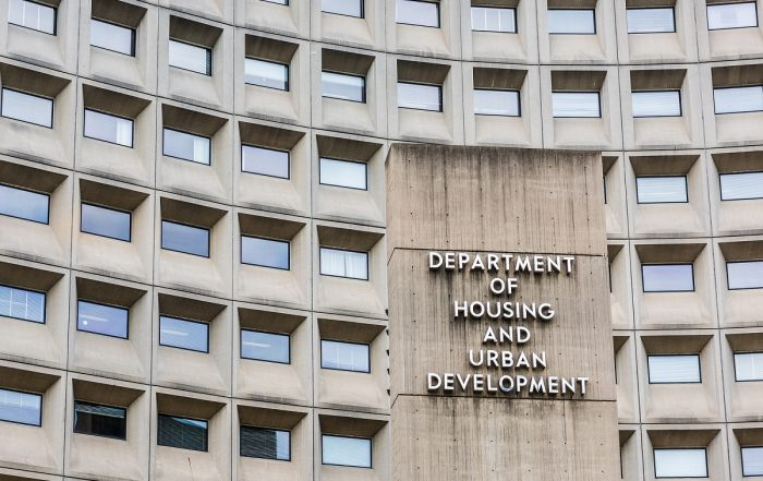 Department of Housing and Urban Development offices in Washington, DC