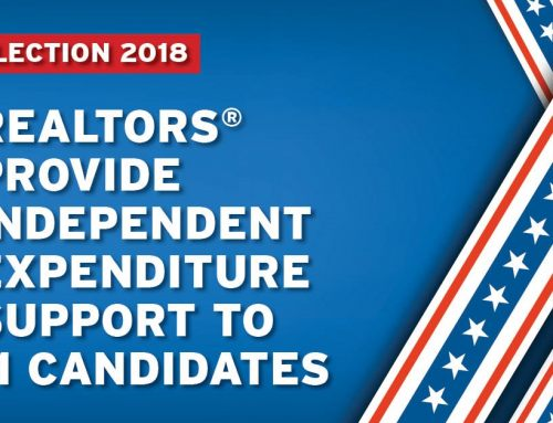 REALTORS® provide independent expenditure support to 11 General Assembly candidates