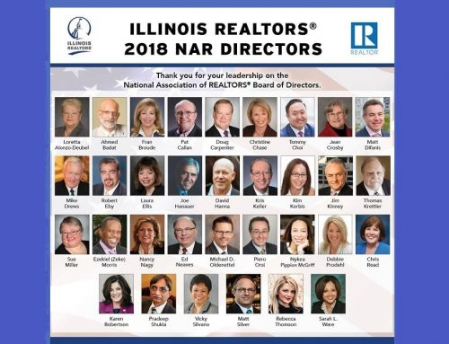 33 Illinoisans will participate in today's NAR Board of Directors meeting
