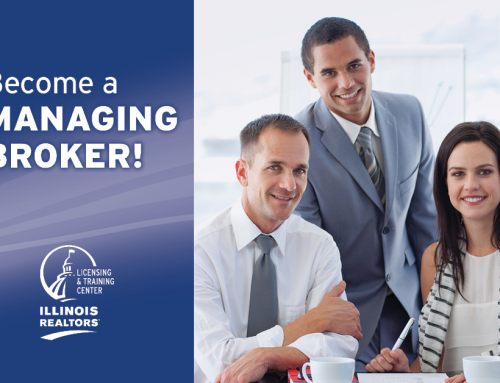Are you interested in getting a managing broker license?