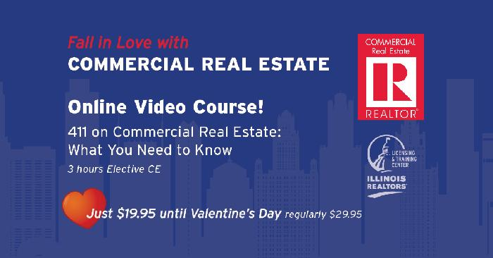 411 on Commercial Real Estate video course
