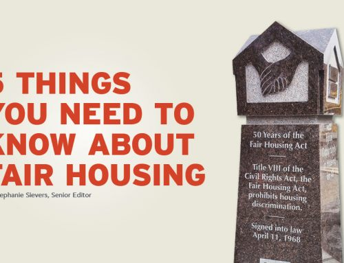 5 things you need to know about Fair Housing
