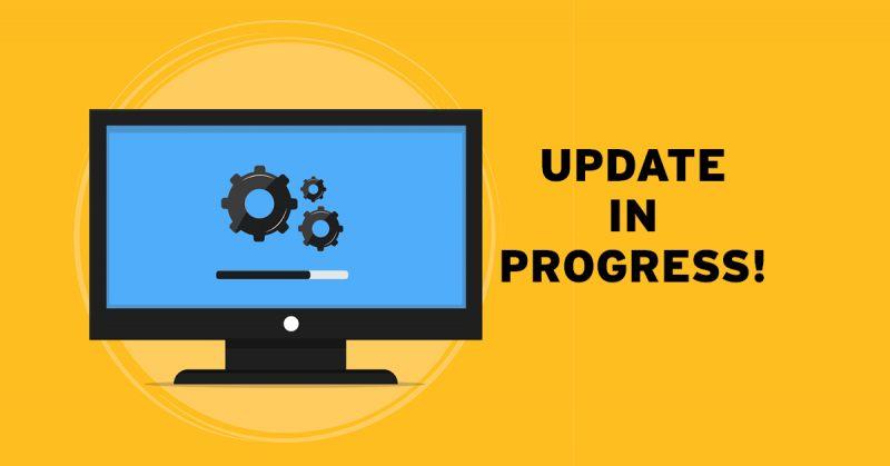 IDFPR website update in progress