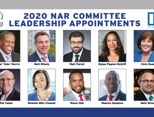 Team of Illinois REALTORS® selected to lead at national level in 2020