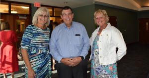 State Rep. Mary Edly-Allen, Jim Morphew and Julie Sullivan