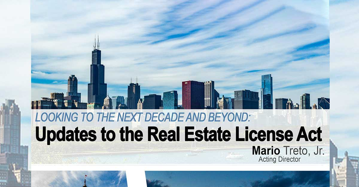 Real Estate License Act cover